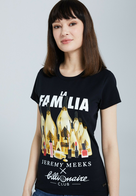 Damen MIT ALLOVER  - T-Shirt print