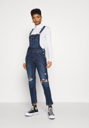 TOMGIRL OVERALL - Salopette - dark dreams
