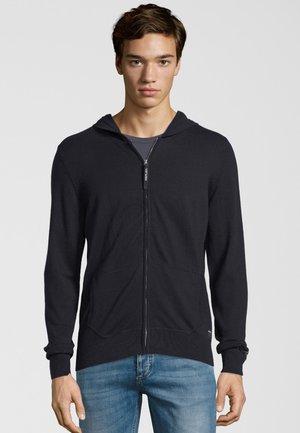 MIT KAPUZE - Zip-up hoodie - marine