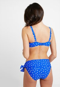 Pour Moi - MINI MAXI UNDERWIRED - Bikini top - blue - 2