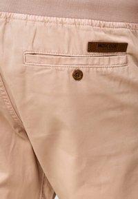 INDICODE JEANS - CARVER - Denim shorts - cameo rose - 3