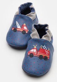 Robeez - FIRE HEROES - First shoes - bleu - 5
