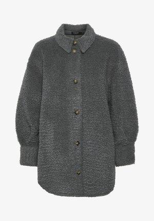 Płaszcz zimowy - castor gray