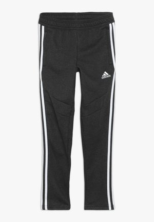 TIRO 19 - Trainingsbroek - black melange/white