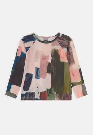 FOLD SILENCE UNISEX - Pitkähihainen paita - multicolor