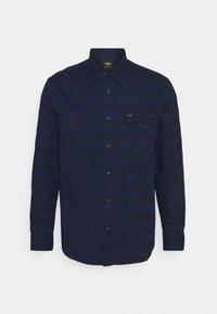 Lee - WORKER - Shirt - indigo - 3