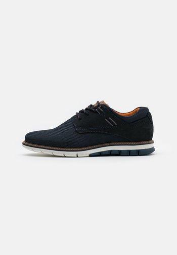 SIMONE COMFORT - Zapatos con cordones - dark blue