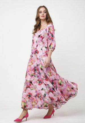 MARLIN - Maxi dress - rosa/rot