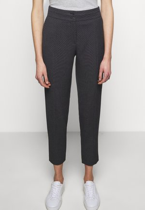 HIRANA - Trousers - black