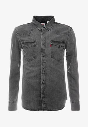 BARSTOW WESTERN SLIM - Koszula - black worn