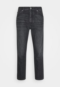 Calvin Klein Jeans - DAD JEAN - Relaxed fit jeans - black - 4