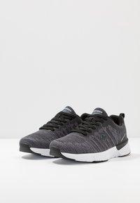Rieker - Sneakers - grau/schwarz - 2