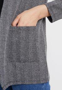 ONLY - ONLFLIFE - Blazer - dark grey melange/moonbeam herring - 5