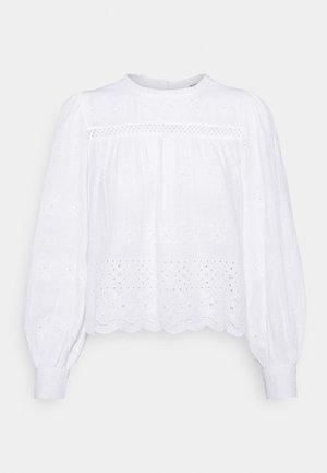 OBJYASNA - Bluser - bright white