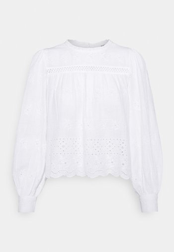 OBJYASNA - Blouse - bright white
