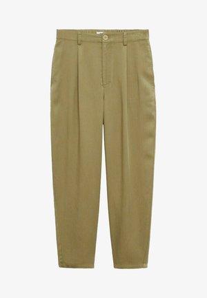 NATURE - Pantalon classique - kaki