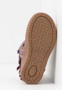 Friboo - Kotníkové boty - mauve - 5