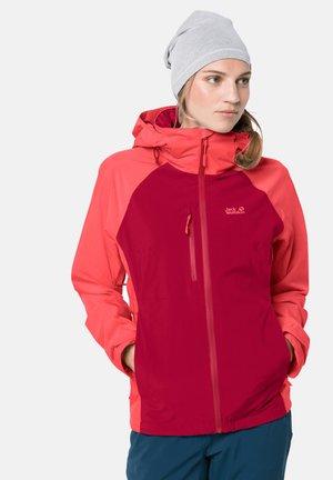 Snowboard jacket - scarlet