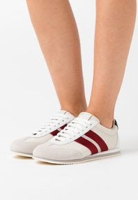 Bally - BERNA - Trainers - white/red - 0
