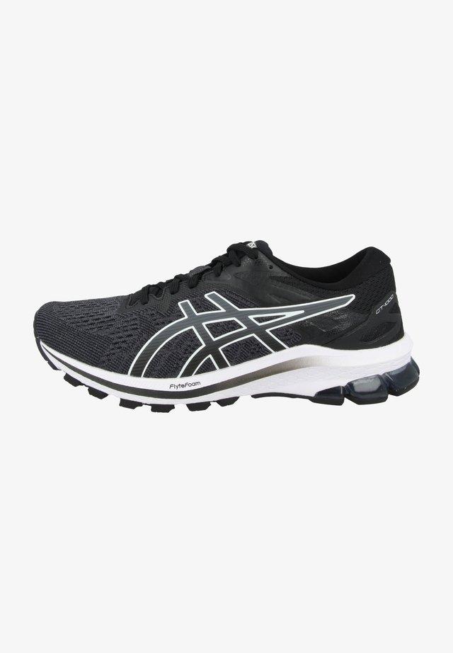 Sneakers laag - black-white