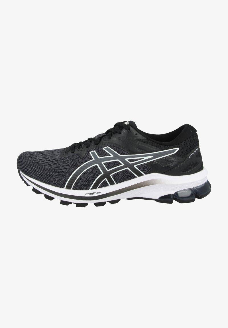 ASICS - GT-1000 10 - Obuwie do biegania Stabilność - black-white