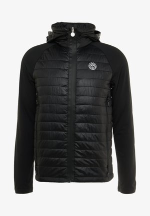 PANDU TECH JACKET - Outdoor jacket - black