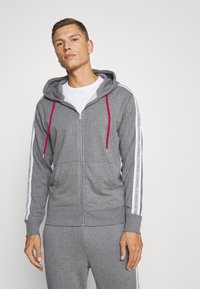 Diesel - BRANDON - Pyjama top - grey - 0