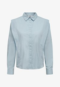 ONLY - Button-down blouse - cashmere blue - 5