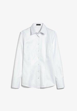 M-FRIDA - Button-down blouse - weiß