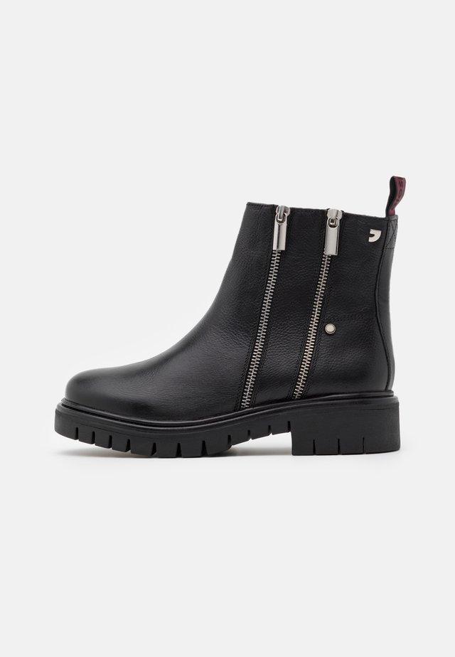 EMSLAND - Kotníkové boty - black