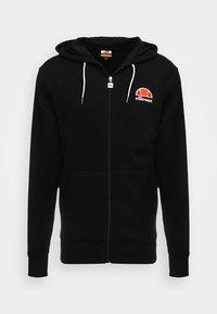 Ellesse - MILETTO - Zip-up hoodie - anthracite - 4