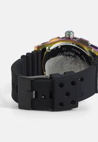 Diesel - TIMEFRAME - Chronograph watch - black - 1