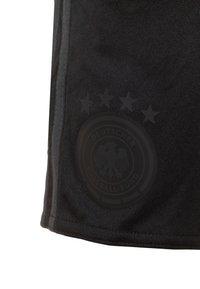 adidas Performance - DFB DEUTSCHLAND A BABYKIT - Klubové oblečení - black - 3