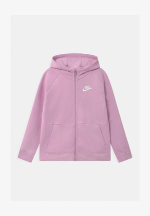 PLUS FULL ZIP - Mikina na zip - arctic pink