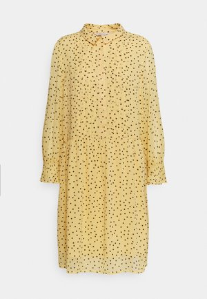 HELFRED - Košilové šaty - sahara sun