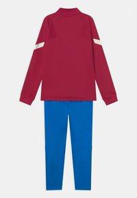 Nike Performance - FC BARCELONA SET UNISEX - Club wear - noble red/soar/pale ivory - 1