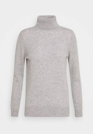 TURTLENECK - Sweter - light grey