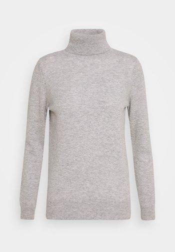 TURTLENECK - Jumper - light grey