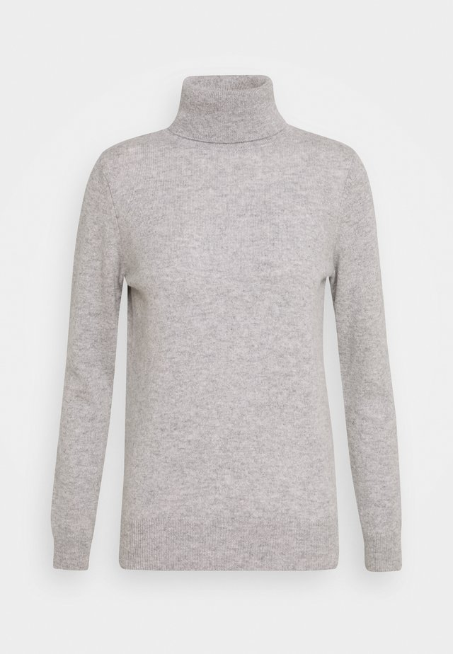 TURTLENECK - Neule - light grey