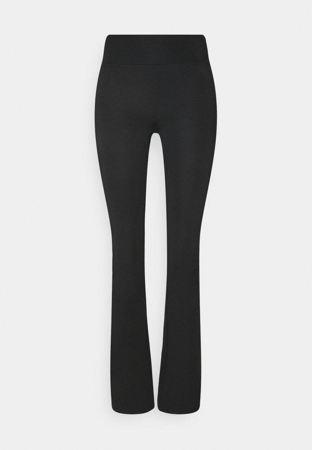 OBJLERA PANTS - Legging - black