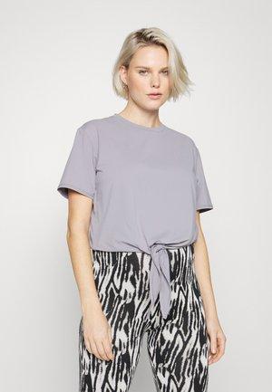 ACTIVEWEAR  - T-shirt basic - minimal gray
