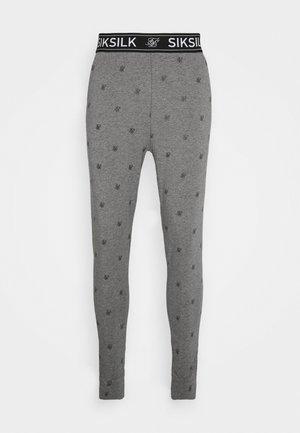 LOUNGE PANTS - Pyjamabroek - grey marl