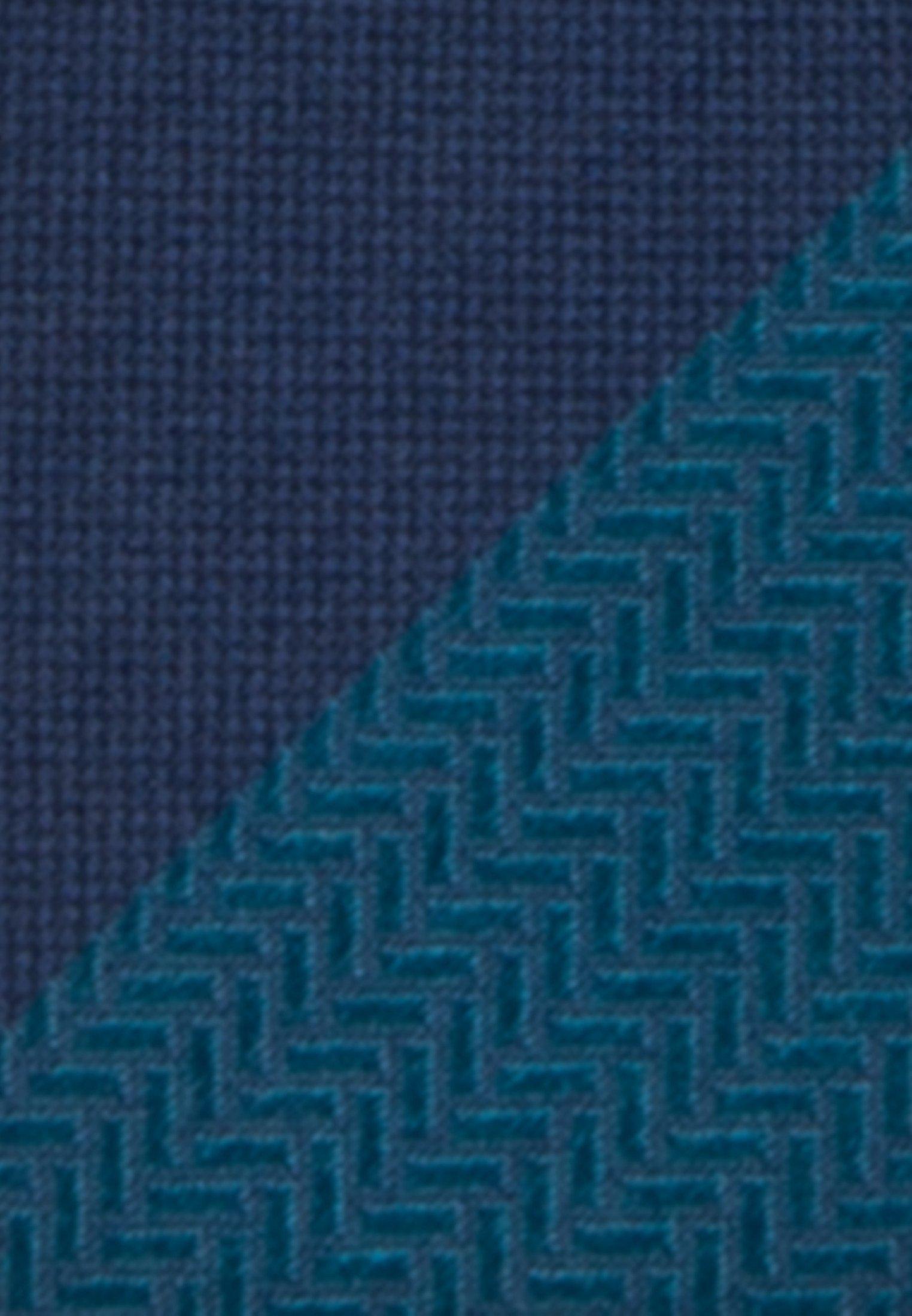 Seidensticker Krawatte - türkis/petrol/türkis - Herrenaccessoires Mt9O1