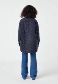PULL&BEAR - Zimní kabát - dark grey - 2