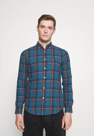 STEEN CHECK - Overhemd - atlantic