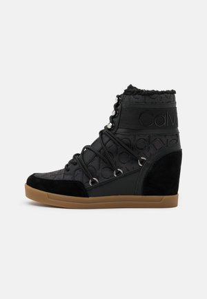 FIORENZA - Ankle boots - black