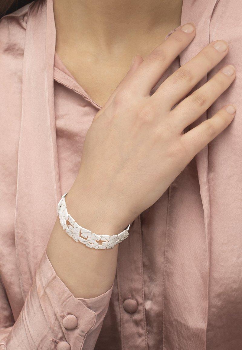 Heideman - PARTIS - Armband - silver-coloured