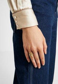 Pilgrim - Ring - gold-coloured - 1