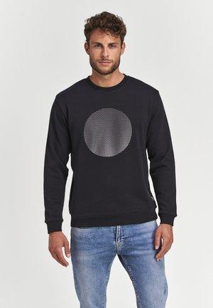 GRADIENT DOT  - Sweatshirt - black