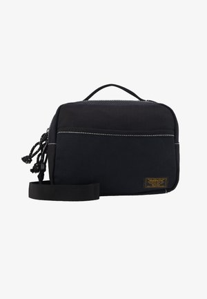 BLACK CAMERA XBODY W BRANDING - Across body bag - black
